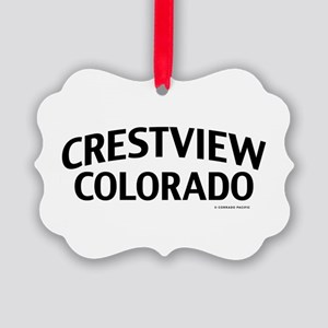 Crestview Colorado Ornament