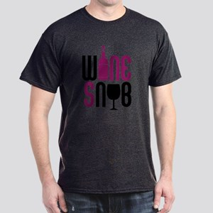 Wine Snob Dark T-Shirt