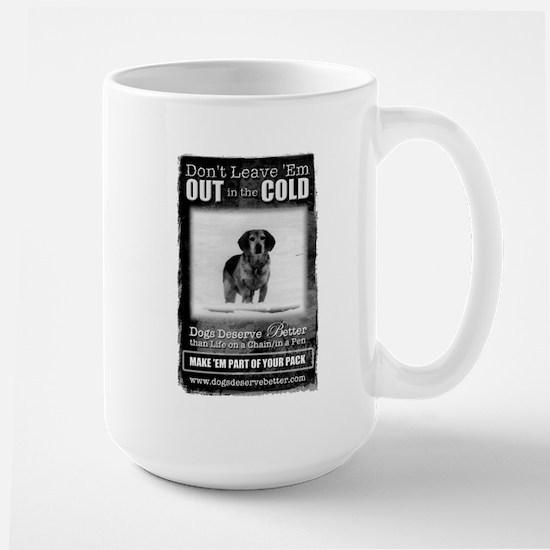 DDB Winter Large Mug