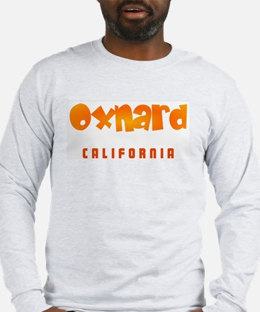 Oxnard California Long Sleeve T-Shirt