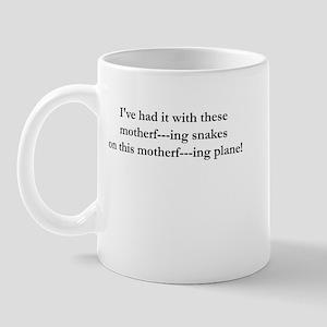 Plane Snakes Mug