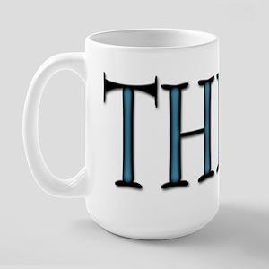 Think Large Mug