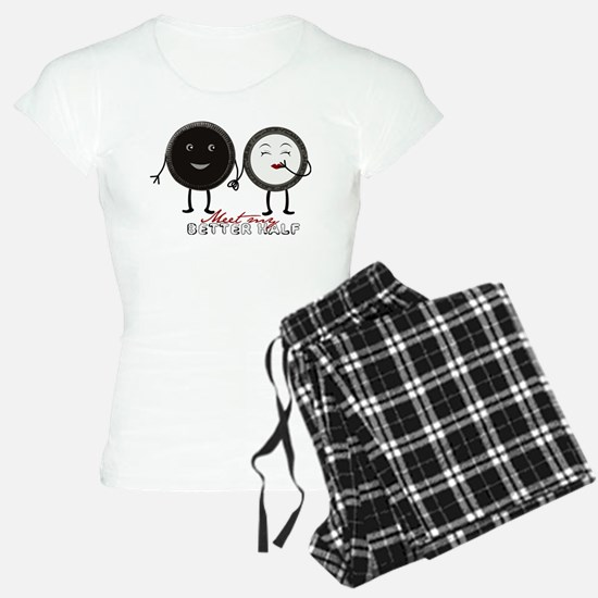 Cookie Couple pajamas