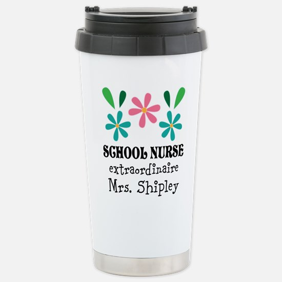 School Nurse Personalized Gift Mugs