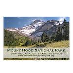 Mount Hood National Park Postcards