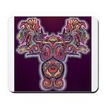 Quetzalcoatl 1 Mousepad