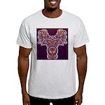 Quetzalcoatl 1 Ash Grey T-Shirt