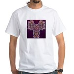 Quetzalcoatl 1 White T-Shirt