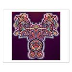 Quetzalcoatl 1 Small Poster