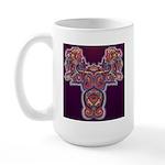 Quetzalcoatl 1 Large Mug