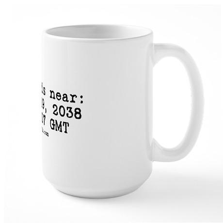 4-3-unixepoch text for mug Mugs