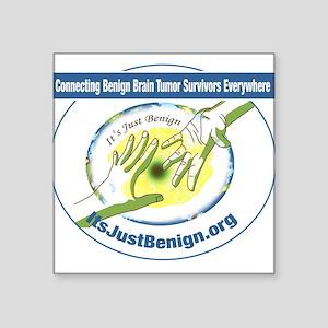 Connecting Benign Brain Tumor Survivors Sticker