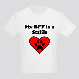 My BFF Is A Staffie T-Shirt