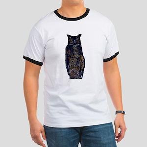great horned owl Ringer T