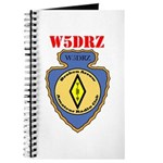 Custom Callsign Logo Journal