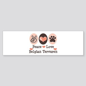 BelgTerPL Bumper Sticker