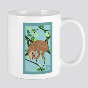 Sleepy Sloth Mug