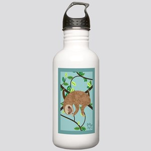 Sleepy Sloth Stainless Water Bottle 1.0L
