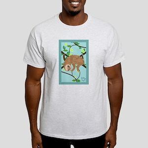 Sleepy Sloth Light T-Shirt