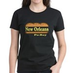 Poboy Women's Dark T-Shirt