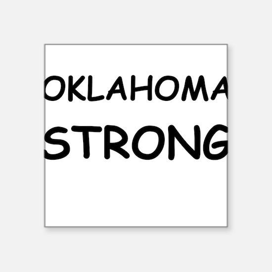 Oklahoma Strong Sticker