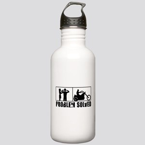 Problem Solved Stainless Water Bottle 1.0L
