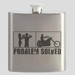 Problem Solved Flask