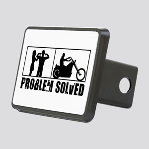 Problem Solved Rectangular Hitch Cover