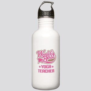 Yoga Teacher Stainless Water Bottle 1.0L