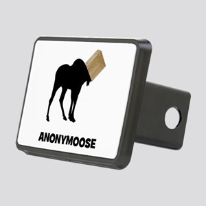 Anonymoose Rectangular Hitch Cover