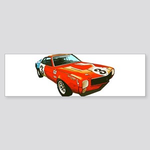 AMC Javelin Trans-Am Bumper Sticker