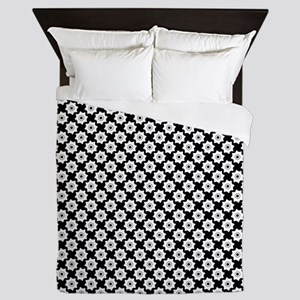 Gear wheels Queen Duvet