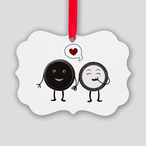 Cookie Love Picture Ornament