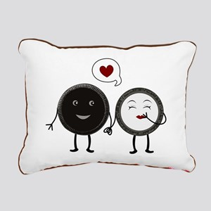 Cookie Love Rectangular Canvas Pillow