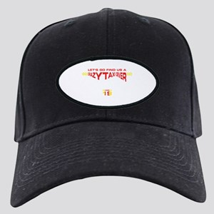 Lets go find us a crazy taxi driver Baseball Cap