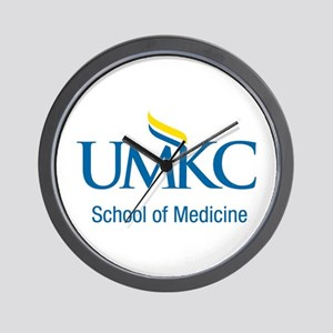 UMKC School of Medicine Apparel Products Wall Cloc