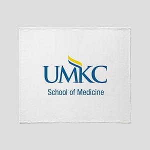 UMKC School of Medicine Apparel Products Throw Bla