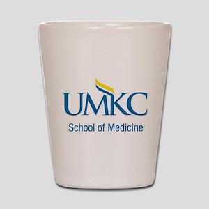 UMKC School of Medicine Apparel Products Shot Glas