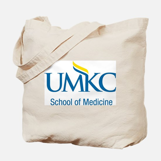 UMKC School of Medicine Apparel Products Tote Bag