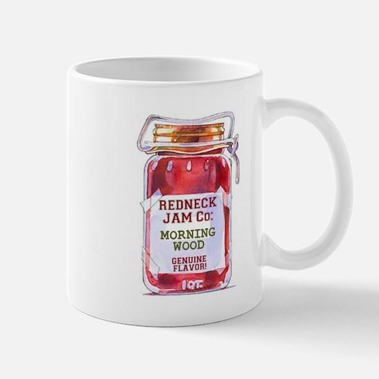 REDNECK JAM CO - GENUINE FLAVOR - MORNING WOOD Z S