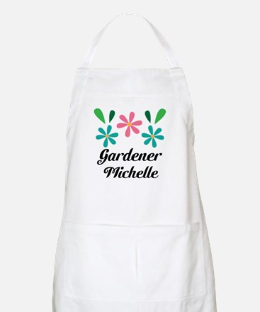 Gardener Personalized Gardening Gift Light Apron