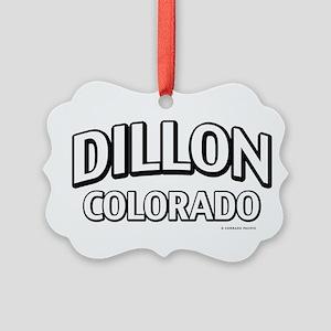 Dillon Colorado Ornament