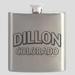 Dillon Colorado Flask