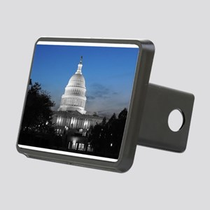 Capitol Hill Blue Hitch Cover