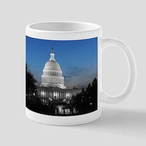 Capitol Hill Blue Mug