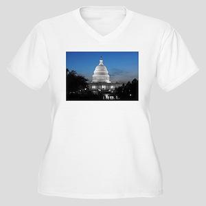 Capitol Hill Blue Plus Size T-Shirt