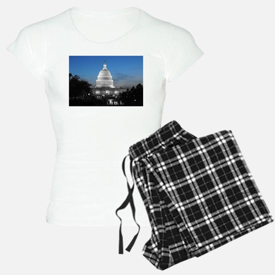 Capitol Hill Blue Pajamas