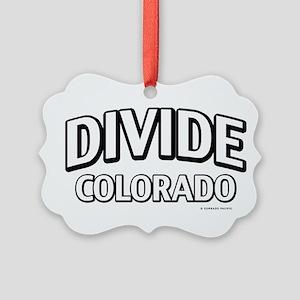Divide Colorado Ornament