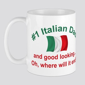 Good Looking Italian Dad Mug