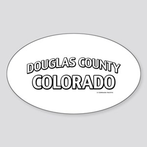 Douglas County Colorado Sticker